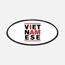 I AM VIETNAMESE Patches