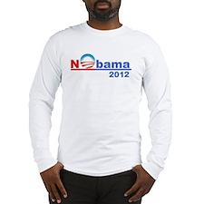 No Obama 2012 Long Sleeve T-Shirt