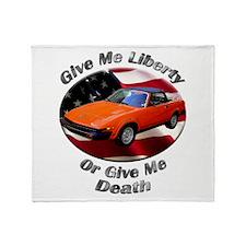 Triumph TR7 Throw Blanket