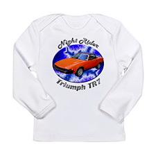 Triumph TR7 Long Sleeve Infant T-Shirt