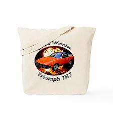Triumph TR7 Tote Bag