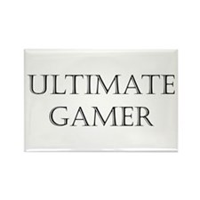 Ultimate Gamer Rectangle Magnet