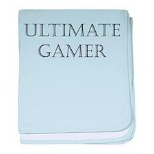 Ultimate Gamer baby blanket