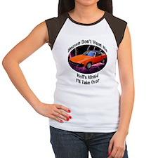Triumph TR7 Women's Cap Sleeve T-Shirt