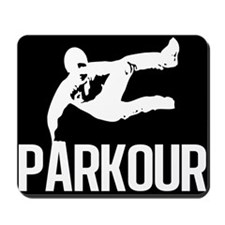 Parkour Mousepad