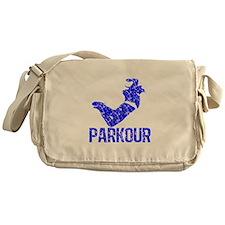 Vintage, Parkour Messenger Bag