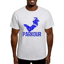 Vintage, Parkour T-Shirt