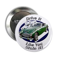 Austin Healey 3000 2.25 Inch Button (10 pack)