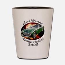 Austin Healey 3000 Shot Glass