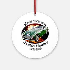 Austin Healey 3000 Ornament (Round)