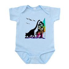 CATASAURUS Infant Bodysuit
