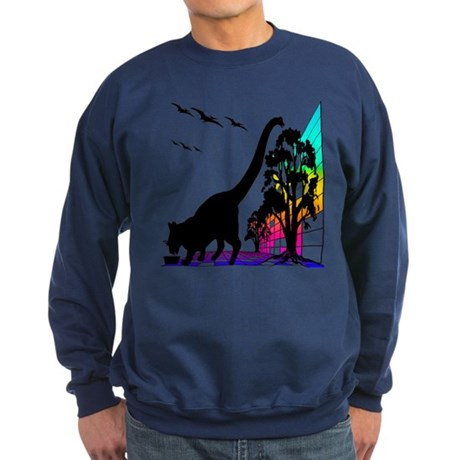 CATASAURUS Sweatshirt (dark)