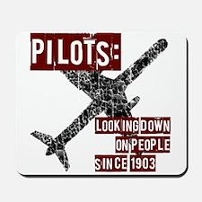 Pilots, Funny Mousepad