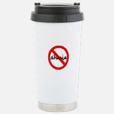 OBAMA DISASTER Stainless Steel Travel Mug
