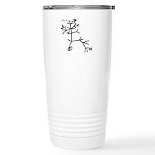 Darwin's Tree Travel Coffee Mug