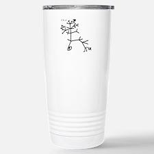 Darwin's Tree Thermos Mug