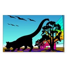 CATASAURUS Decal