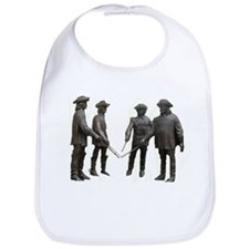 French Musketeers Bib
