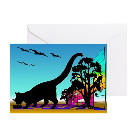 CATASAURUS Greeting Cards (Pk of 10)