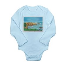 Children's Cove Springtime Long Sleeve Infant Body