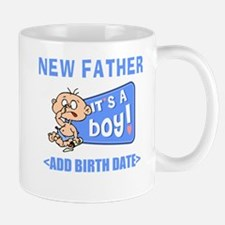 Funny Personalized New Father Mug