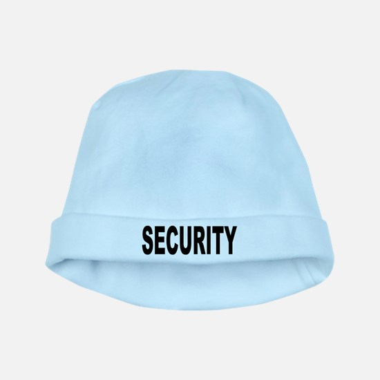 Security baby hat
