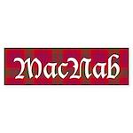 Tartan - MacNab Sticker (Bumper 10 pk)