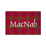Tartan - MacNab Rectangle Magnet (10 pack)