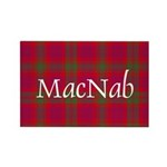 Tartan - MacNab Rectangle Magnet (100 pack)