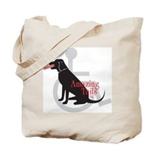 Amazing Tails Tote Bag
