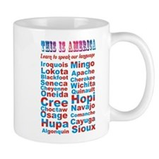 Speak Our Language Mug