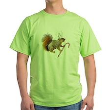Reindeer Squirrel T-Shirt