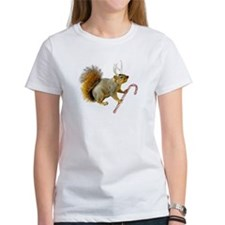 Reindeer Squirrel Tee