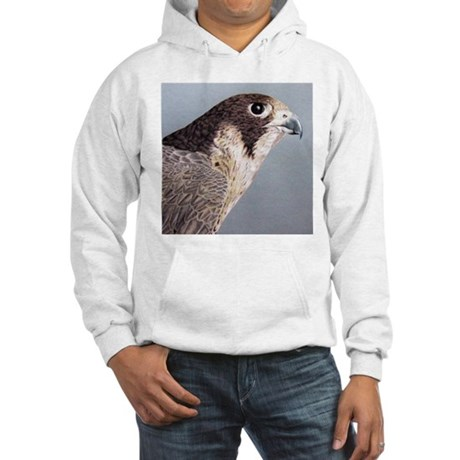 Peregrine Falcon Hooded Sweatshirt