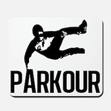 Parkour Leap Mousepad