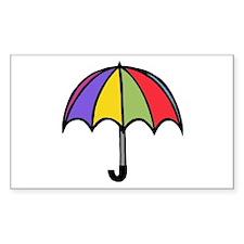 'Umbrella' Decal