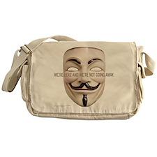 Here Messenger Bag