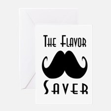 The Flavor Saver Greeting Card