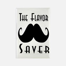 The Flavor Saver Rectangle Magnet