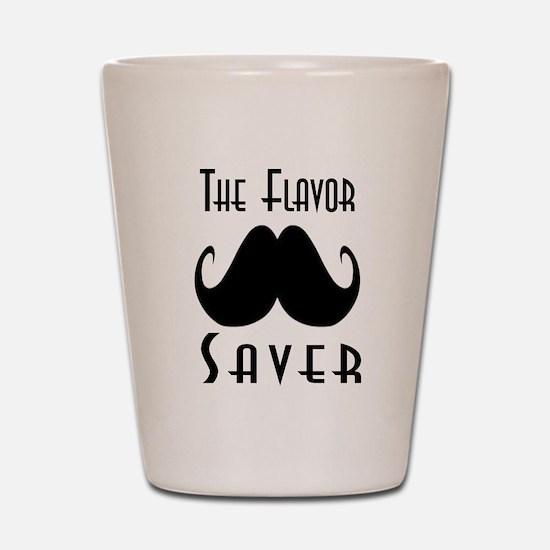 The Flavor Saver Shot Glass