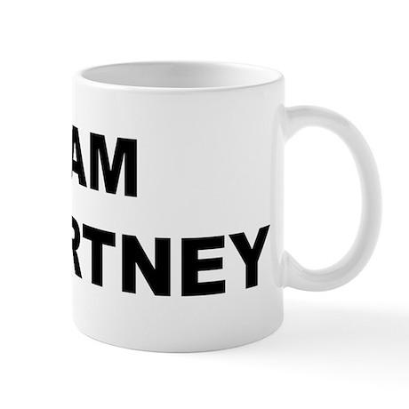 Team McCartney Mug