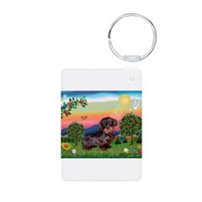 Bright Country / Dachshund (W Keychains