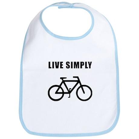 Live Simply Bike Bib