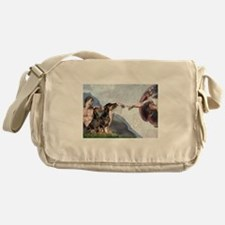 Creation & Dobie Pair Messenger Bag