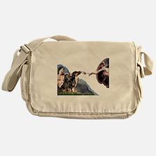 Creation - Dobie Pair Messenger Bag