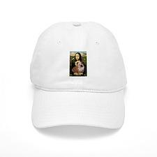 Mona's English Bulldog Baseball Cap