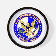 CTU US Border Patrol SpAgent  Wall Clock