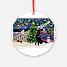 Xmas Magic & FCR Ornament (Round)