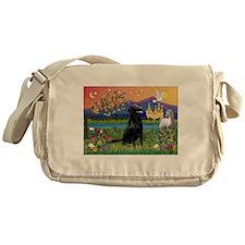 FCR in Fantasyland Messenger Bag