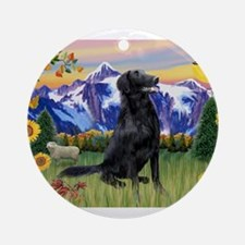 FCR in Mountain Country Ornament (Round)